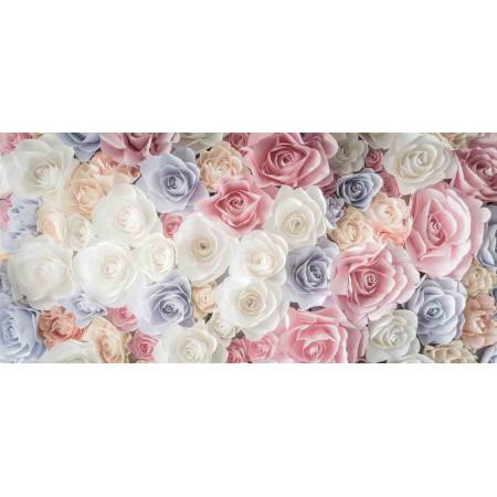 Принт прямоугольный, серия Цветы, 059