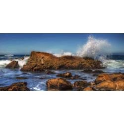 Принт прямоугольный, серия Море, 033