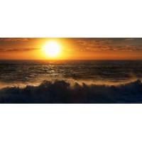 Принт прямоугольный, серия Море, 047