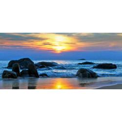 Принт прямоугольный, серия Море, 058
