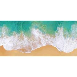 Принт прямоугольный, серия Море, 060
