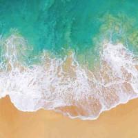 Принт квадратный, серия Море, 060