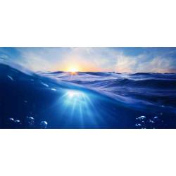 Принт прямоугольный, серия Море, 061