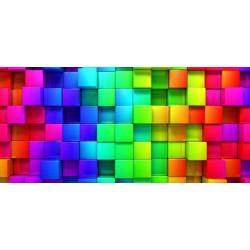Принт прямоугольный, серия Текстуры, 015