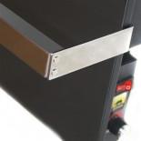 Керамический полотенцесушитель с регулятором мощности AFRICA Leo, графит