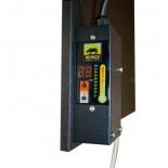 Стеклокерамический обогреватель с терморегулятором AFRICA T510, черный